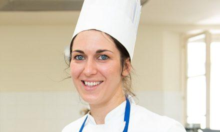 Intervista a Valentina Perani  miglior studentessa del Corso di cucina italiana ALMA del 2018