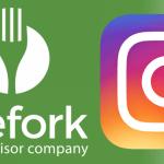 Il ristorante lo prenoti con Instagram