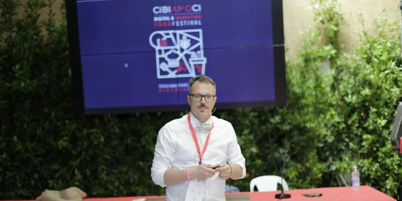 Cibiamoci Festival – Intervista a Pietro Fruzzetti