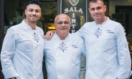 Pasticceria Napolitano un successo che viene da lontano