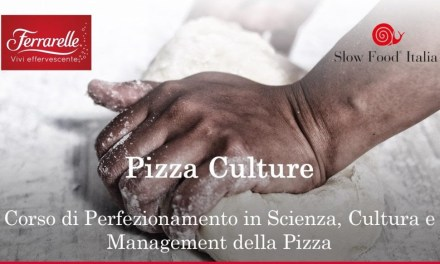 Pizza Culture: il corso per pizzaioli professionisti di Slow Food
