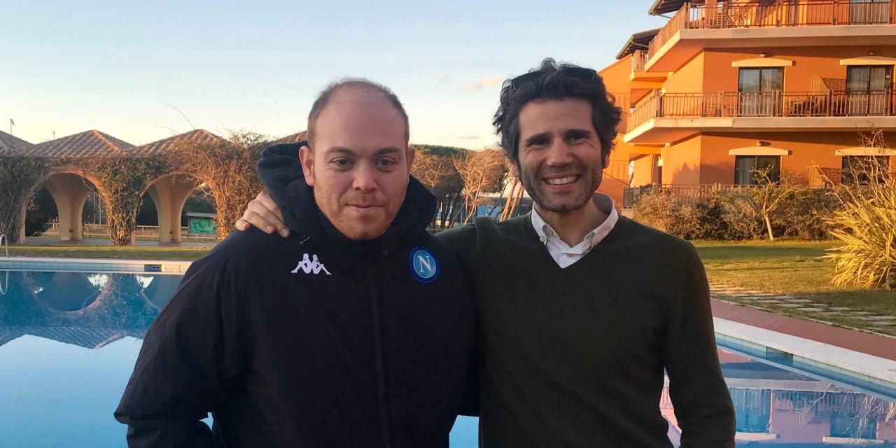 Tra pentole e passione: intervista a Paolo Cozzolino, Chef del Calcio Napoli