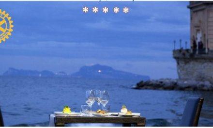 20 febbraio Palazzo Petrucci cena benefica Rotary