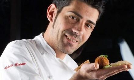 Antonio Borruso: lo chef adottato dalla Valtellina