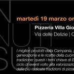 «Benvenuti al Sud!». Ai nastri di partenza il ciclo di eventi a 4 mani con i pizzaioli Michele Croccia, Renata Sitko e Gabriele Sorice
