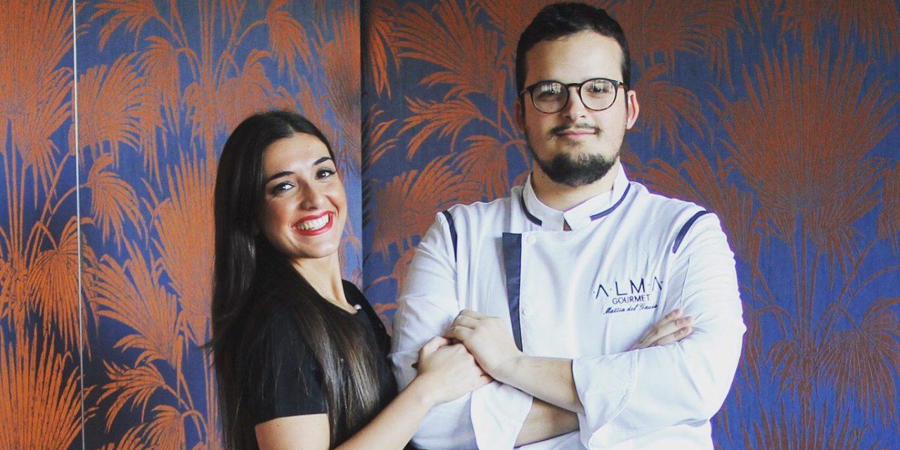 Alessia e Mattia ci raccontano ALMA Gourmet d'Irpinia