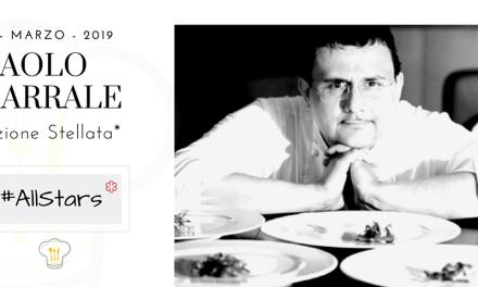 """Lo stellato Paolo Barrale a lezione per """"BeCheffy"""""""