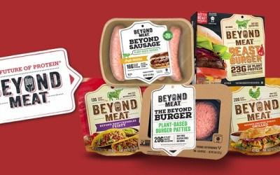 Beyond Meat prepara lo sbarco a Wall Street!!!