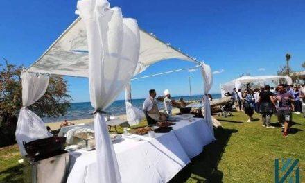 Taste Nic: pic nic stellato in riva al mare con Paolo Barrale e altri chef