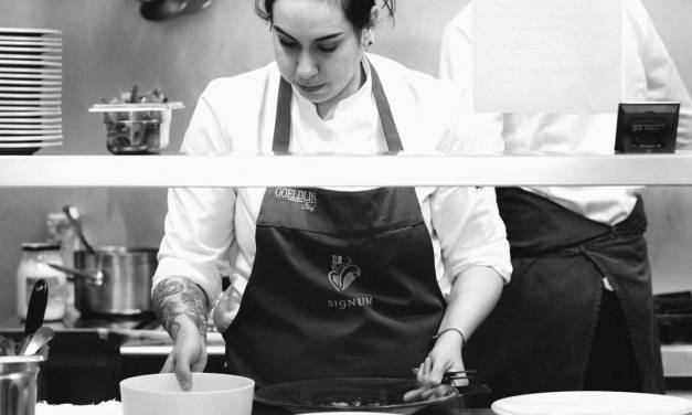 Martina Caruso: si racconta la chef donna dell'anno per la Guida Michelin 2019