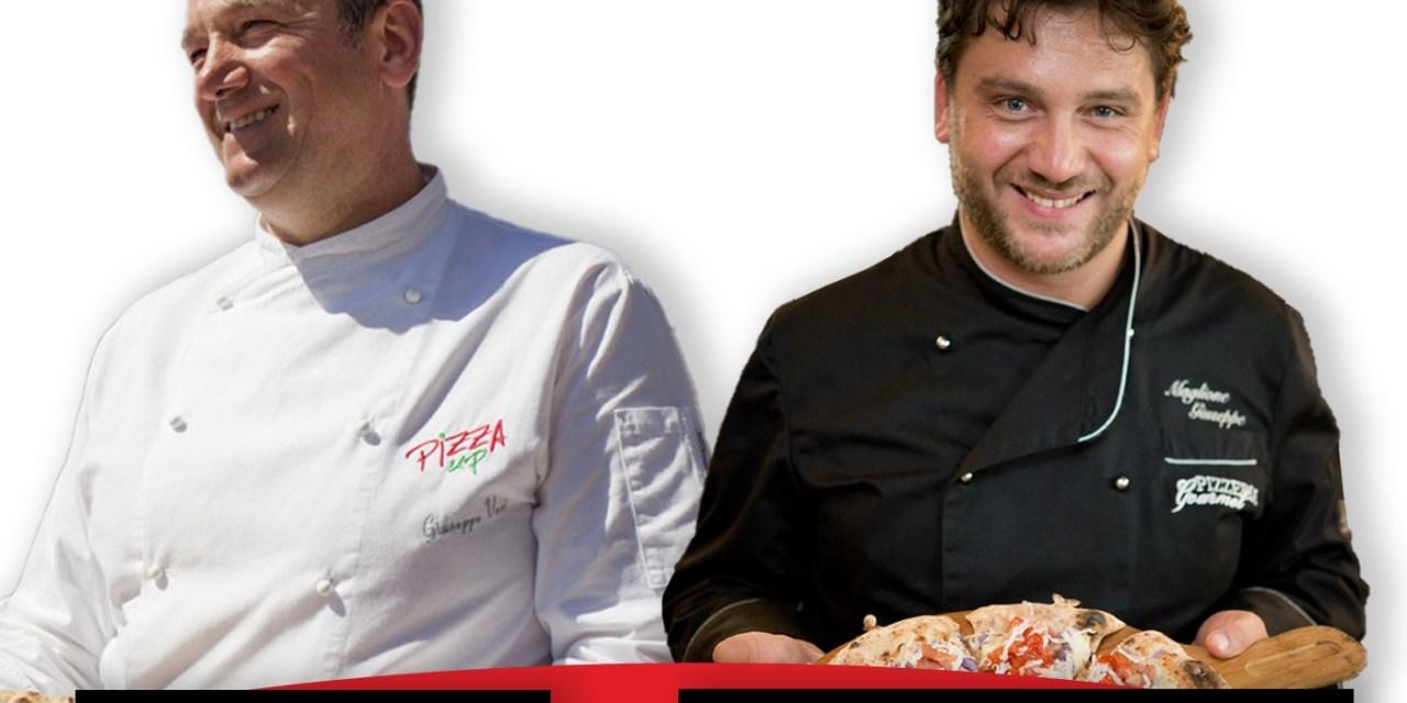 Legami di pizza: ad Avellino confronto tra due interpreti della pizza contemporanea, Maglione e Vesi