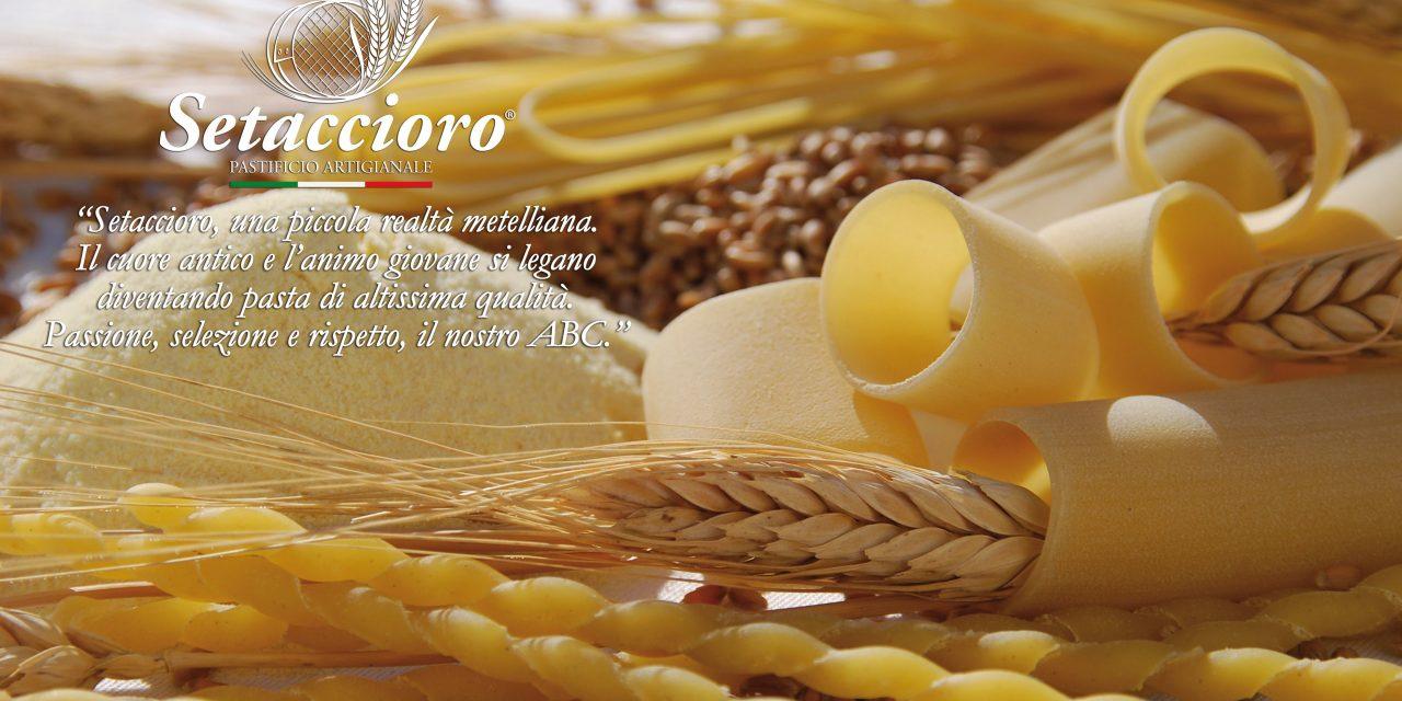 Pastificio Setaccioro – Intervista a Sara De Luca