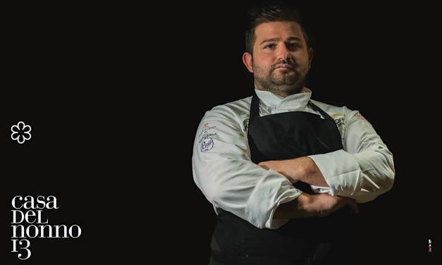 Francesco Franzese Executive chef di Casa del nonno 13