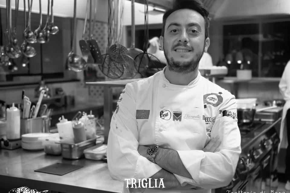 Lo chef Mirko Balzano ci racconta Triglia – Trattoria di mare
