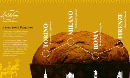 """A cena con il panettone – la storia della """"Di Stefano dolciaria"""" e la sfida di Bianca Celano"""