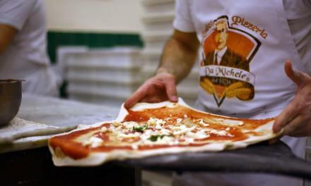 Formazione per pizzaiolo by L'antica pizzeria da Michele