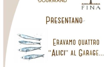 """Eravamo quattro """"Alici"""" al Garage di Marco Nitride"""