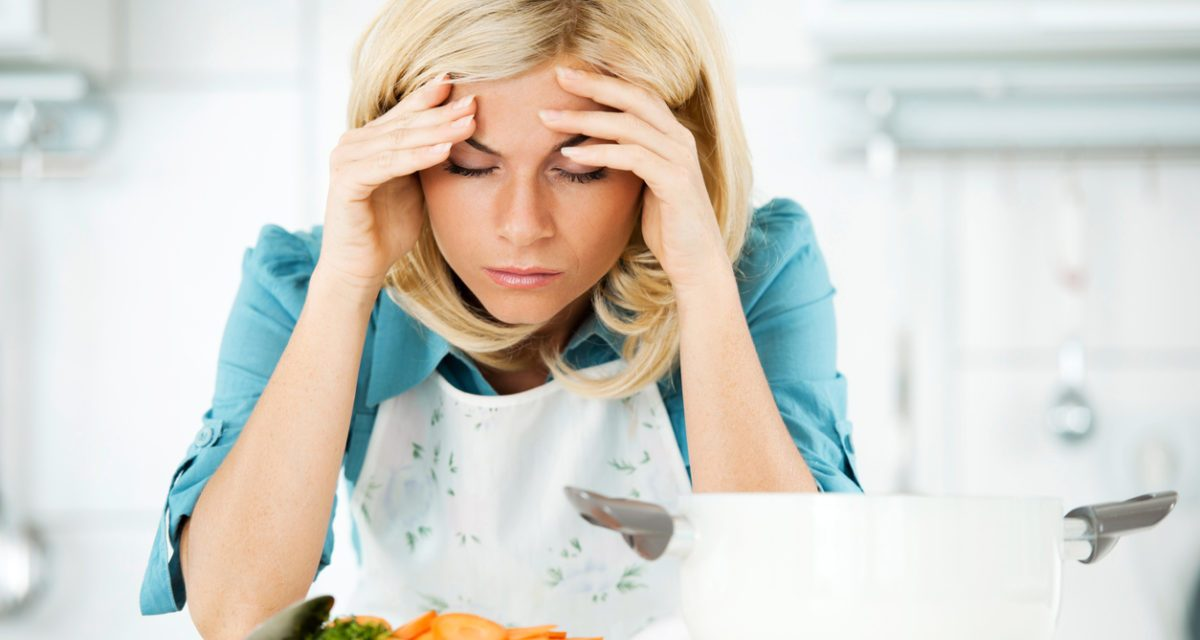Stress emotivo e cibo