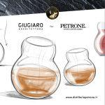"""L'Antica Distilleria Petrone presenta il bicchiere """"Bufala"""""""