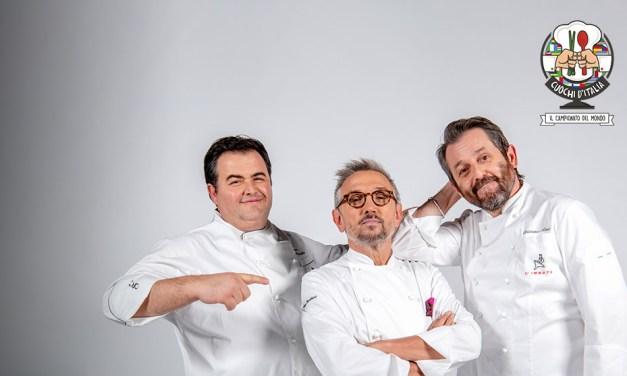 Cuochi d'Italia –                                   Il campionato del mondo