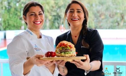 Felix il panino nato dall'unione golosa di 2 donne