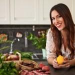Chiara Canzian, chef vegana tra fornelli e libri