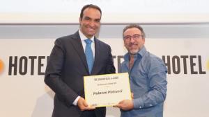 Premio Miglior Ristorante Digtal Trotta e Scarallo