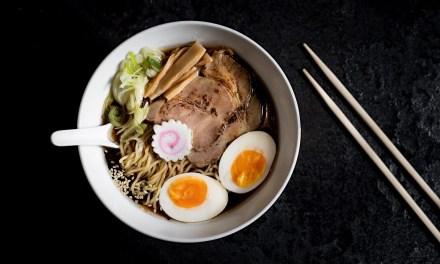 Il ramen di Staj : Vongole, cozze e colatura di alici con lo chef Lucio Paciello