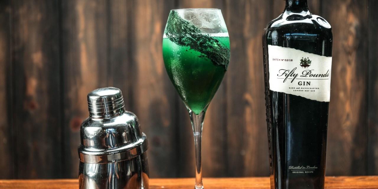 """Drink : LO SMERALDO (ispirato al film """"Sapore di Mare"""", di Carlo Vanzina, 1983) By Ugo Acampora"""