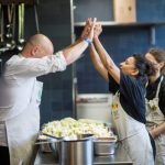 Food for Soul:  cucina stellata solidale a New York