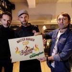 MASTER BURGER CUP SCELTO L'HAMBURGER PIU' BUONO D'ITALIA