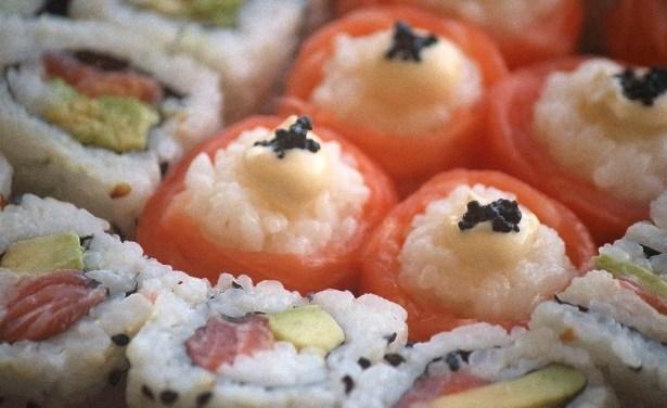 I parassiti del sushi si sono moltiplicati