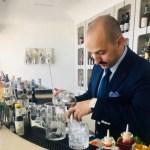 Gianluca Amato De Serpis il Bartender giramondo