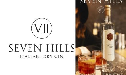 VII Hills – Il gin italiano!!!!