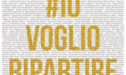 #IoVoglioRipartire della Confcommercio Campania