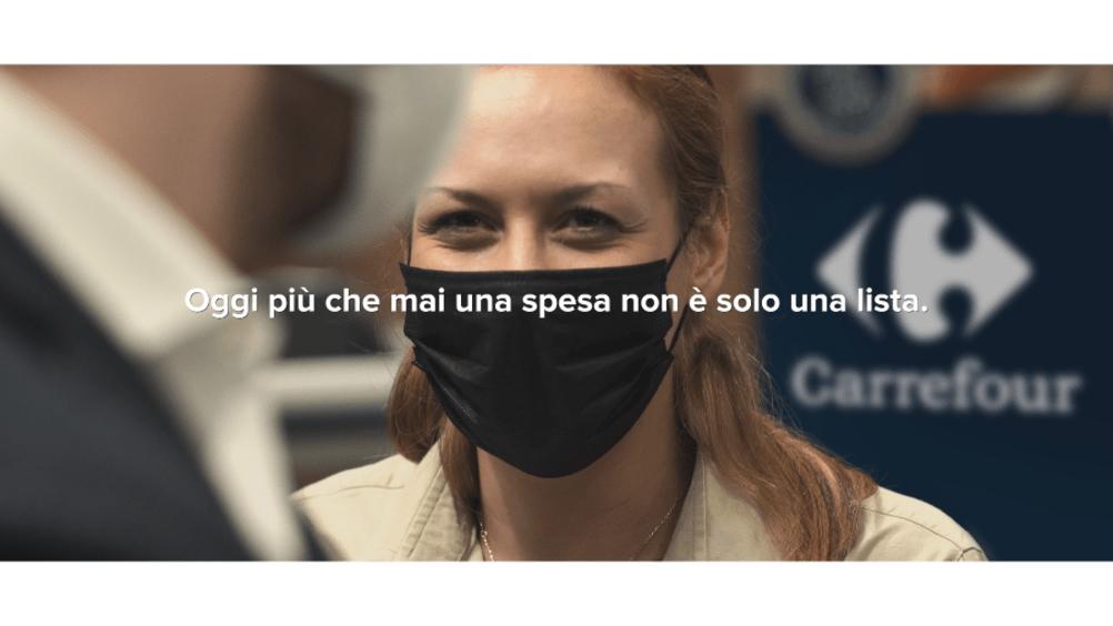 CARREFOUR ITALIA LANCIA IL SERVIZIO DI SPESA DEDICATO AI SORDI  PER UNA SPESA PIÙ INCLUSIVA