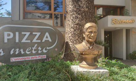 GIGINO PIZZA A METRO – L'UNIVERSITA' DELLA PIZZA