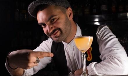 drink 'MALENA' ispirato a MALENA del barman Carmine Angelone de La Fesseria di Napoli