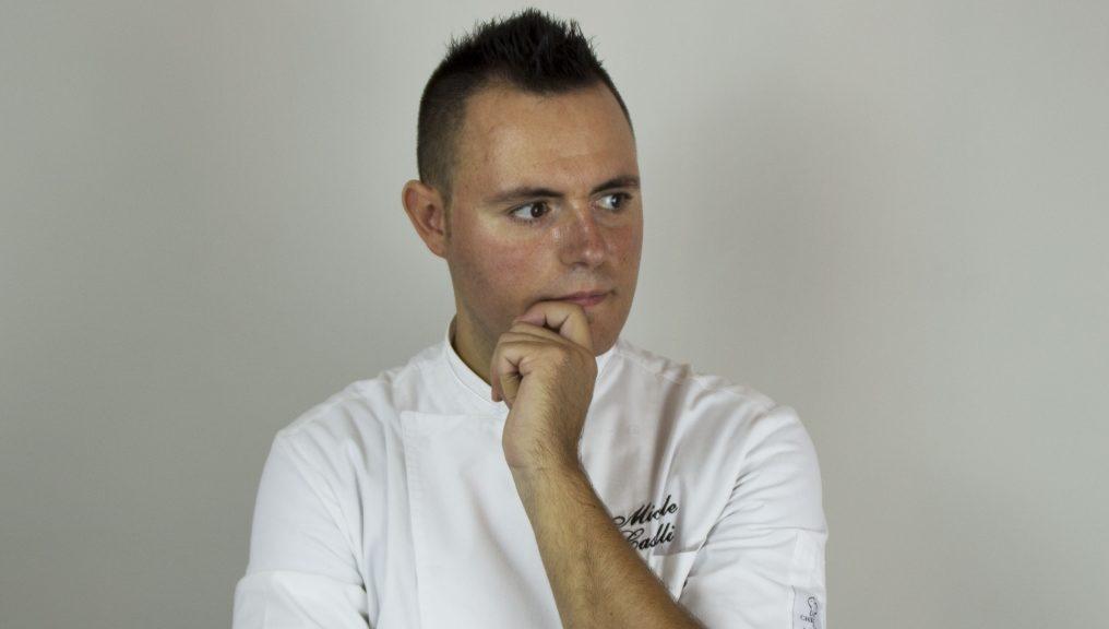 Michele Castelli chef di Dimora Ulmo