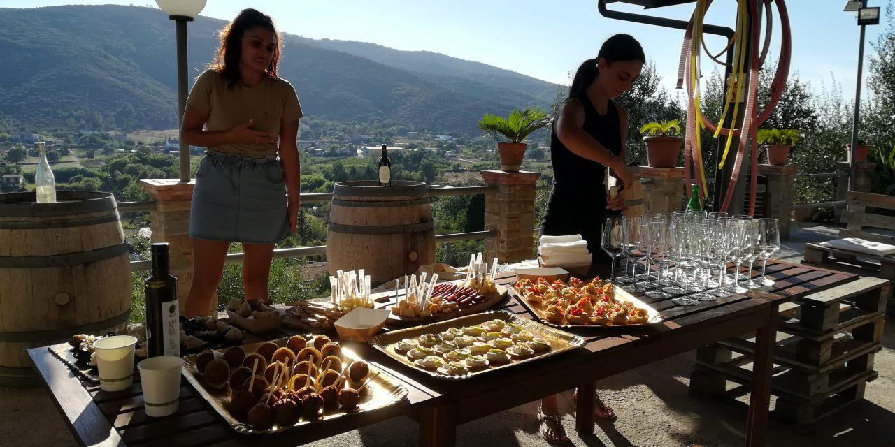 Visita all' Azienda agricola  Il Colle del Corsicano