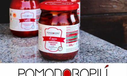 Pomodoropiù – la genuinità del San Marzano
