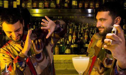 Carmine Angelone, il barmanager de La Fesseria di Napoli
