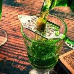 Assenzio Il liquore Bohémien
