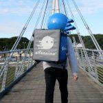 Alfonsino, la startup del food delivery