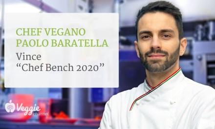 PAOLO BARATELLA ha vinto CHEFS BENCH 2020