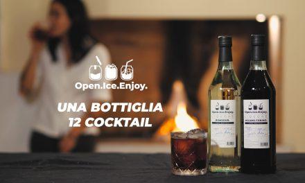 Open.Ice.Enjoy – Una startup nel mondo del bartendering