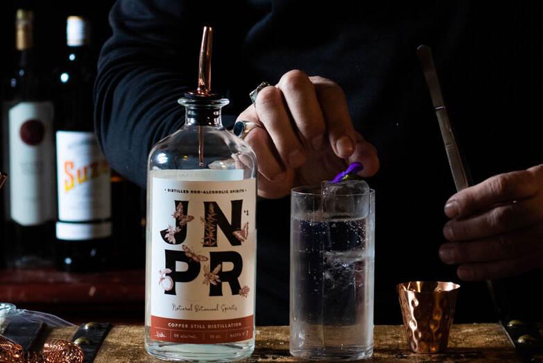 JNPR la mixology in versione no Alcohol