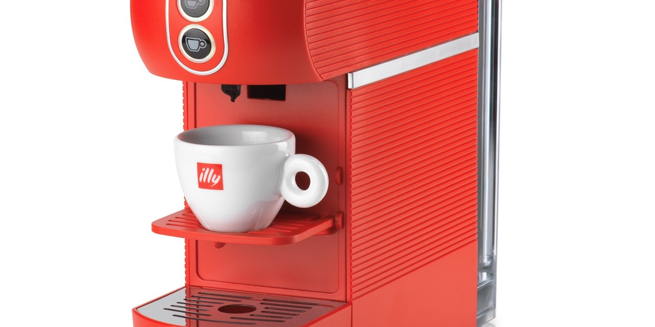 illycaffè presenta illy ESE, compatta e sostenibile