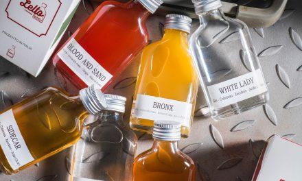 """""""Lello"""" e la linea drinkeasy ispirata al proibizionismo Usa"""