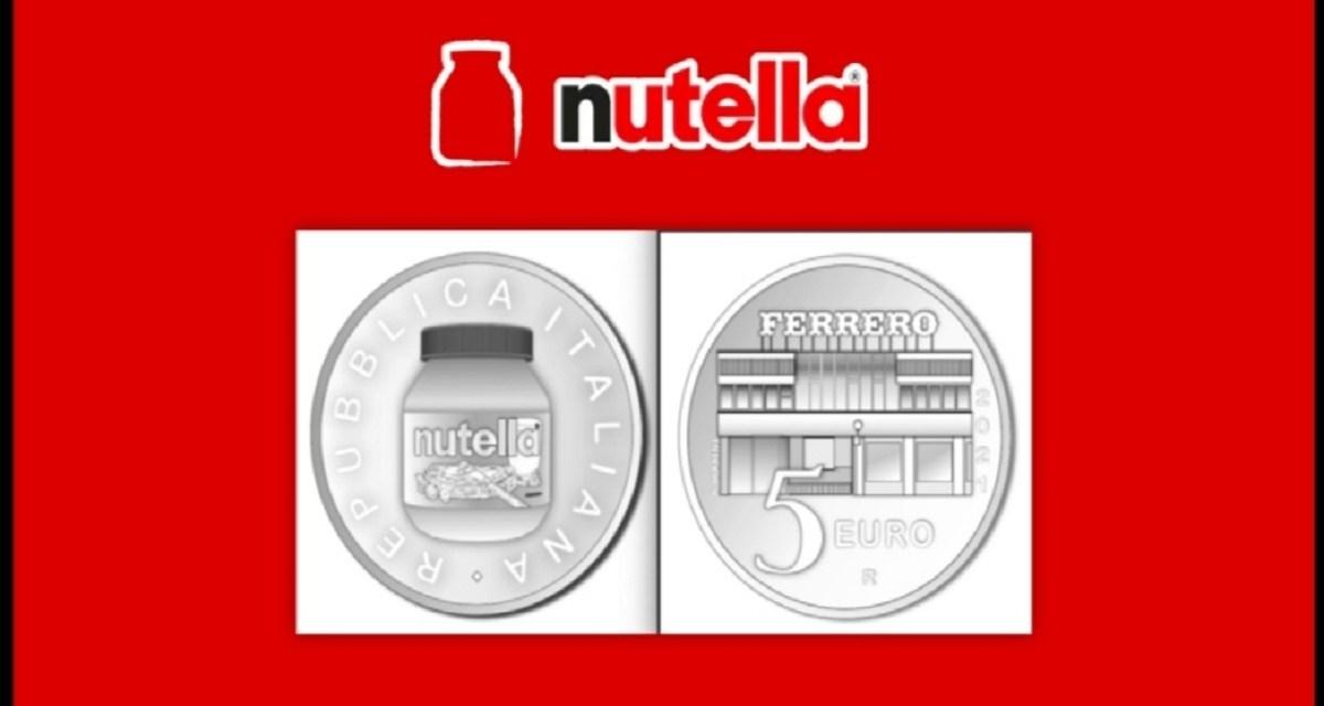 Nutella – Tutti pazzi per la moneta da 5 euro